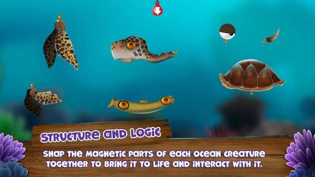 Appy Oceans Arabic poster