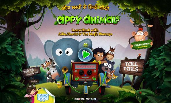 Appy Animals poster