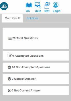 Grownwithus Gk Quiz Online Test Free apk screenshot