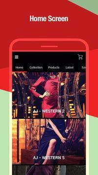 mobishop: Let's Shop InStyle screenshot 3