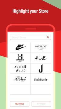 mobishop: Let's Shop InStyle screenshot 1