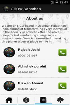 Grow Sansthan apk screenshot