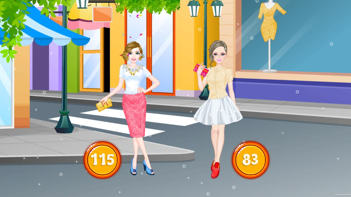 Street Fashion Girls Dress Up Game Apk Download Free Casual Game For Android