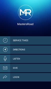 MastersRoad poster