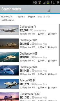 Air Charter Service–Jet Prices screenshot 2