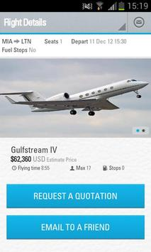 Air Charter Service–Jet Prices screenshot 3