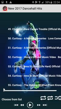 Top 100 Dancehall Music 2017 apk screenshot