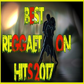 Best Reggaeton Hits 2017 songs poster