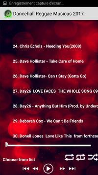 Top 100 Dancehall Reggae Songs screenshot 1
