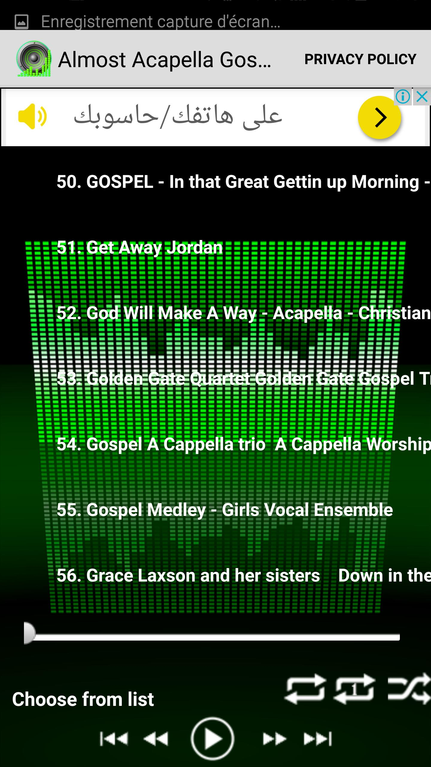 Almost Acapella Gospel Songs for Android - APK Download