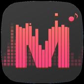 M Music icon