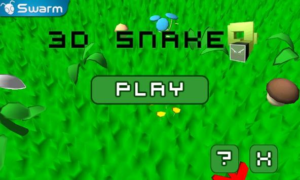 3D Snake apk screenshot