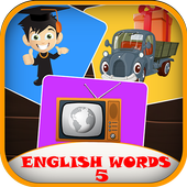 Learn 4000 English Words 5 icon
