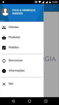 MobileGR - Pedidos screenshot 1
