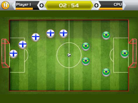 Finger Soccer Championship screenshot 10