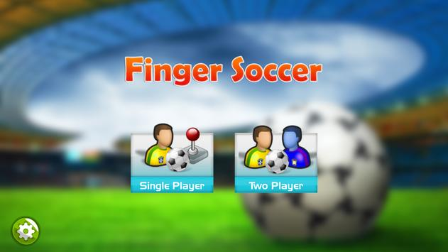 Finger Soccer Championship screenshot 2