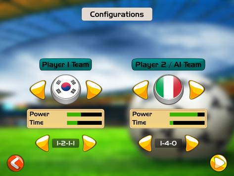 Finger Soccer Championship screenshot 7