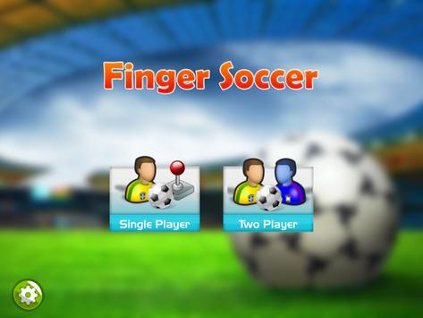Finger Soccer Championship screenshot 9