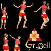 Short Rojo Wallpaper icon
