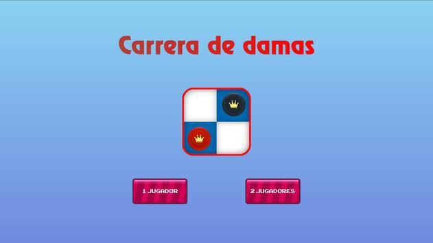 Carrera de damas screenshot 4