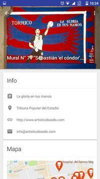 Guia Boedo screenshot 1