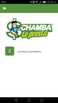 Mi Chamba poster