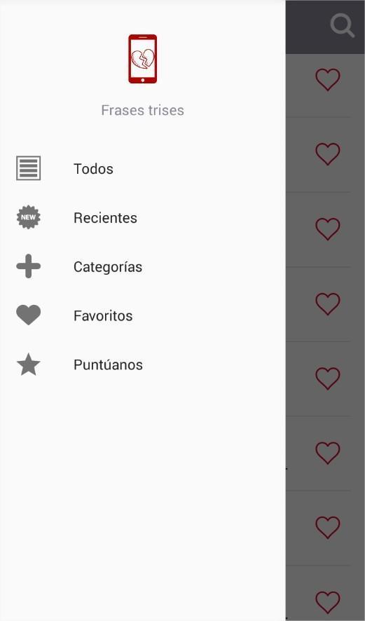 Frases Tristes De Amor Y Más для андроид скачать Apk