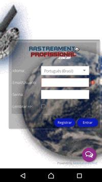 Rastreamento Profissional screenshot 1
