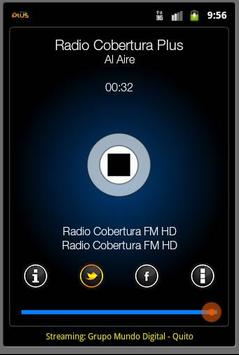 Radio Cobertura Plus 104.1 FM screenshot 1