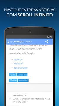 TecMundo Notícias apk screenshot