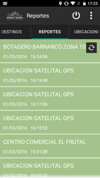 Rosul GPS screenshot 2