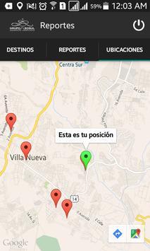 Rosul GPS screenshot 3