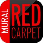 Red Carpet MURAL icon