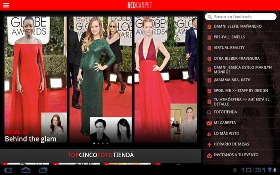 Red Carpet REFORMA apk screenshot