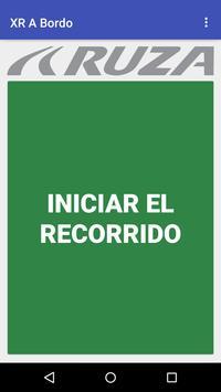 XR A Bordo poster