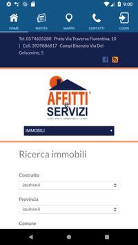 Agenzia Affitti e Servizi poster
