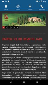 Empoli Club Immobiliare poster