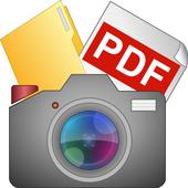 PDF Scanner app, OCR - PrimeScanner icon