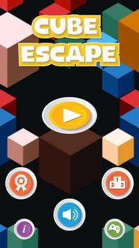 Cube Escape: Magic Tiles poster