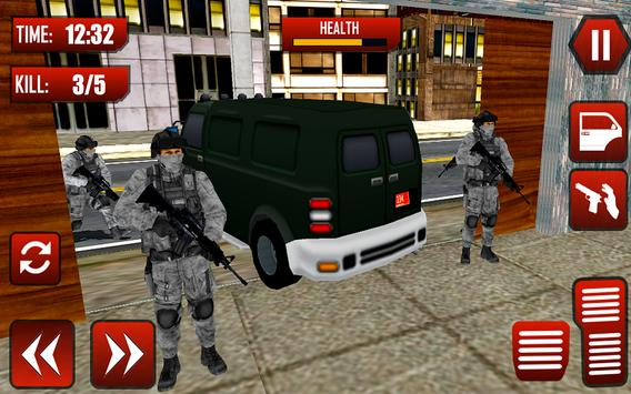 City Crime Bank Robbery screenshot 2