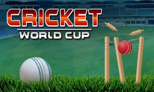 Cricket WorldCup Fever 2016 poster