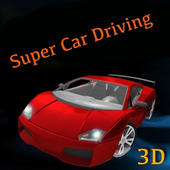 Super Car Driving 2017 icon