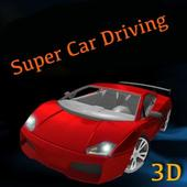Super Car Driving 2017 icon