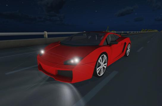 Super Car Driving 2017 screenshot 3