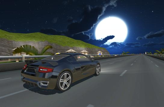 Super Car Driving 2017 screenshot 5