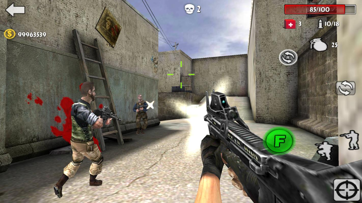 Shoot Free Games