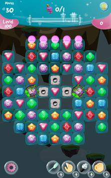 Jewel Worlds Aurora  | Jewel Puzzle Game 2019 screenshot 1