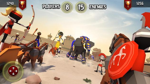 Persian Rise Up Battle Sim screenshot 4