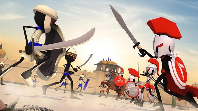 Persian Rise Up Battle Sim screenshot 5