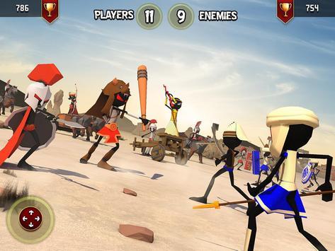 Persian Rise Up Battle Sim screenshot 6